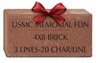 4x8 brick ribbon