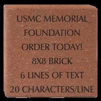 image_USMCMemorialFoundation8X8BrickLayoutExample